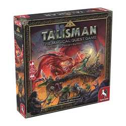 Talisman: Core Game (Revised 4th Ed.)