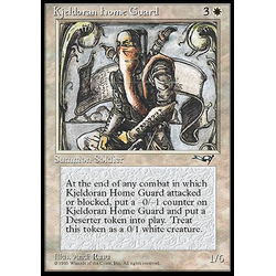Magic löskort: Alliances: Kjeldoran Home Guard