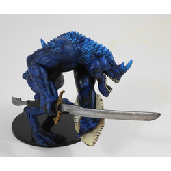 D&D Miniatures Game: Bluespawn Godslayer