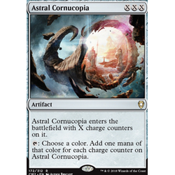 Magic löskort: Commander Anthology 2018: Astral Cornucopia