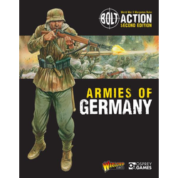 Bolt Action: Armies of Germany (2nd ed)