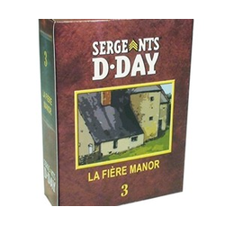 Sergeants D-Day: La Fiere Manor Chapter expansion