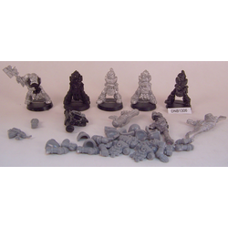 Space Wolves: Long Fang Pack (5st, Metall)