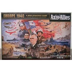 Axis & Allies Europe 1940 (2nd Ed)