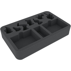 Feldherr 35mm half-size foam tray for Shadespire Sepulchral Guard