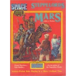 Space 1889: Steppelords of Mars (begagnad)