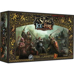 A Song of Ice & Fire: Stark vs Lannister Starter Set