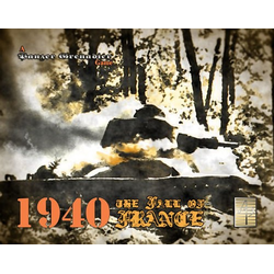 Panzer Grenadier: 1940, the Fall of France