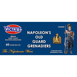 Victrix 28mm: Napoleon's Old Guard Grenadiers