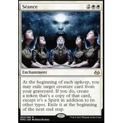 Magic löskort: Modern Masters 2017: Seance (Foil)