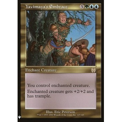 Magic löskort: Mystery Booster: Yavimaya's Embrace