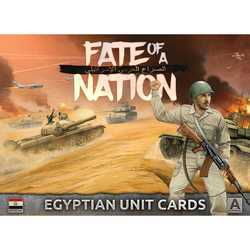 Fate of a Nation: Egyptian Unit Cards