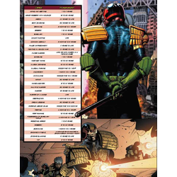 Judge Dredd RPG: GM Screen