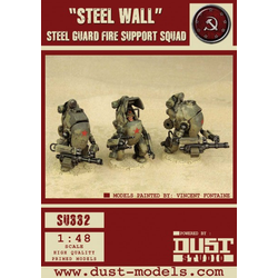 SSU Steel Wall