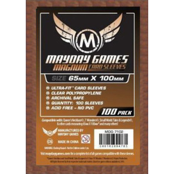 "Mayday Brown Backed ""7 Wonders"" (65 x 100 mm) (Pack of 100)"