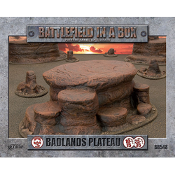 Battlefield in a Box: Badlands Plateau