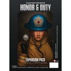 Flash Point Fire Rescue - Honor & Duty