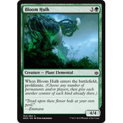 Magic löskort: War of the Spark: Bloom Hulk