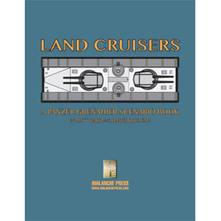 Panzer Grenadier: Land Cruisers