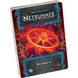 Netrunner LCG: Hardwired Runner Draft Pack