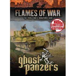 Flames of War: Ghost Panzers Unit Cards