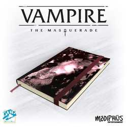 Vampire: The Masquerade (5th ed) - Notebook