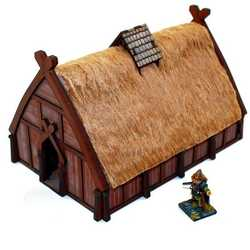 28mm Norse Dwelling