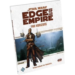 Star Wars: Edge of the Empire: Far Horizons