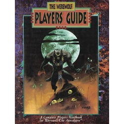 Werewolf: The Apocalypse: Players Guide (Begagnad) )