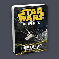 Star Wars: Age of Rebellion / Edge of the Empire: Critical Hit Deck