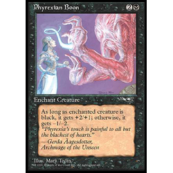 Magic löskort: Alliances: Phyrexian Boon v.1