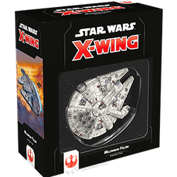 Star Wars X-Wing: Millennium Falcon (2nd ed)