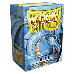 Dragon Shield Sleeves - Standard Blue (100 ct. in box)