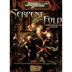 Scarred Lands: Serpent in the Fold (begagnad)