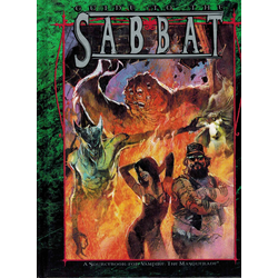 Vampire: The Masquerade: Guide to the Sabbat, Inbunden (Begagnad) )