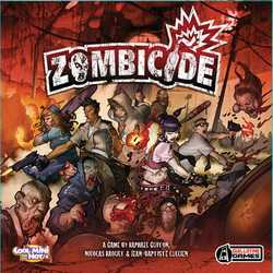 Zombicide: Core Set (season 1)