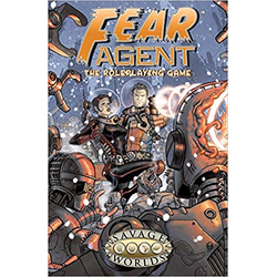 Savage Worlds RPG: Fear Agent RPG