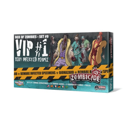 Zombicide: VIP 1 – Very Infected People