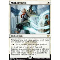 Magic löskort: Dragons of Tarkir: Myth Realized (foil)