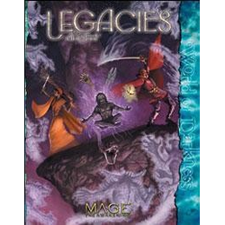 Mage: The Awakening: Legacies, The Ancient, Inbunden