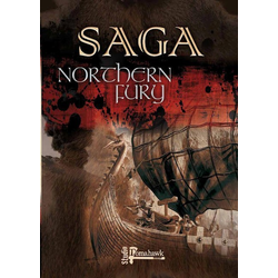 Northern Fury Source book  (1st Edition)