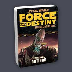 Star Wars: Force and Destiny: Specialization Deck Sentinel Artisan