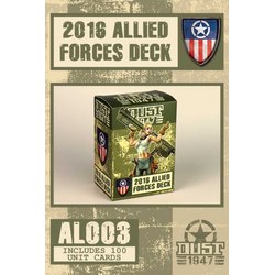 Dust 1947: Allies Card Pack