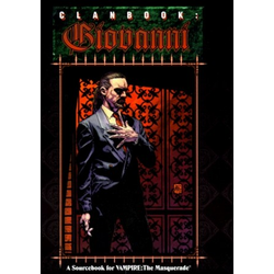 Vampire: The Masquerade: Clanbook: Giovanni