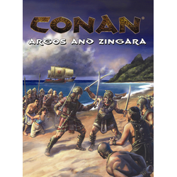Conan RPG: Argos and Zingara