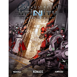 Infinity RPG: Nomads