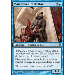 Magic löskort: Conspiracy: Marchesa's Infiltrator