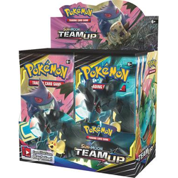 Pokemon TCG: Sun & Moon 9 Team Up Booster Display (36 boosters)