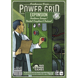 Power Grid: Northern Europe/United Kingdom & Ireland (eng. regler)