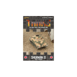 TANKS: British Sherman II Tank Expansion